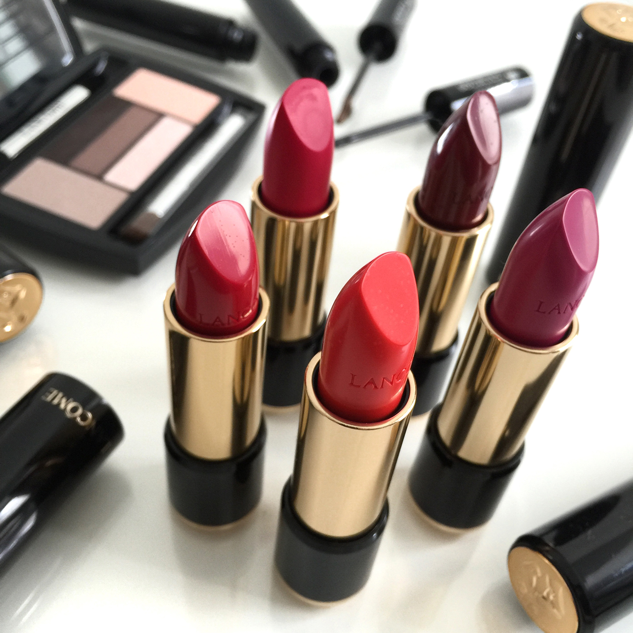 Lancome L'Absolu Rouge Collection