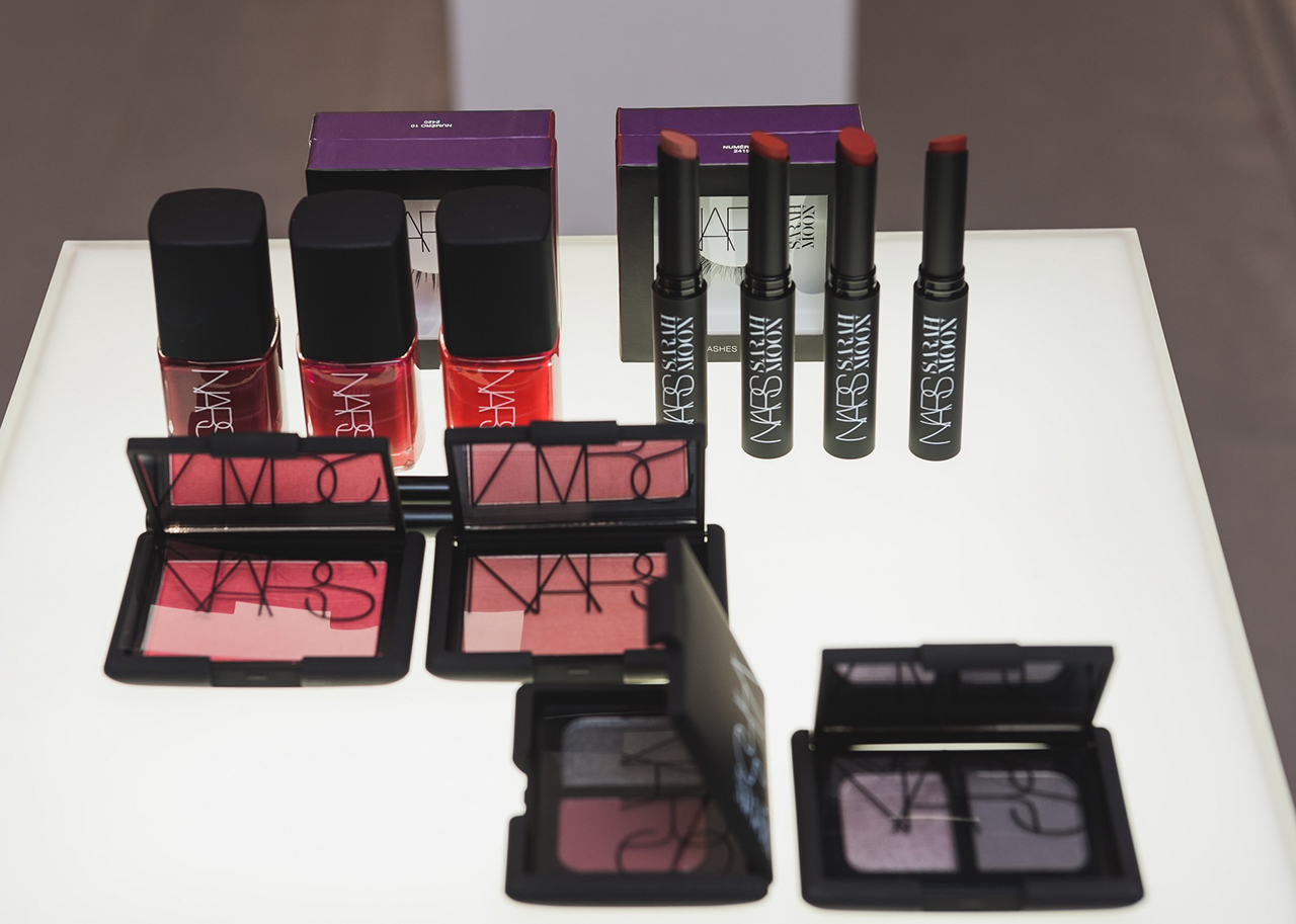 NARS x Sarah Moon Color Collection