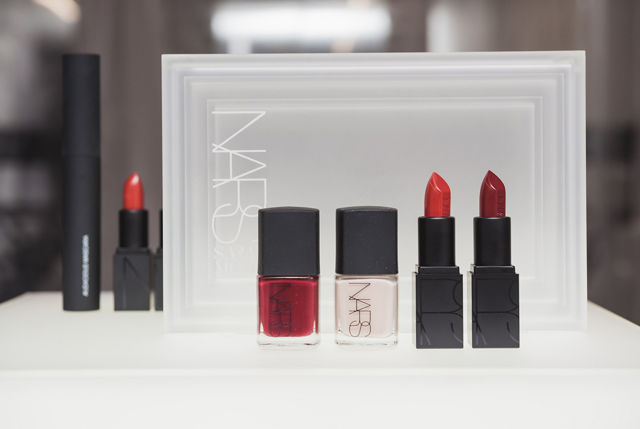 NARS x Sarah Moon Thousand Worlds Lip & Nail Set