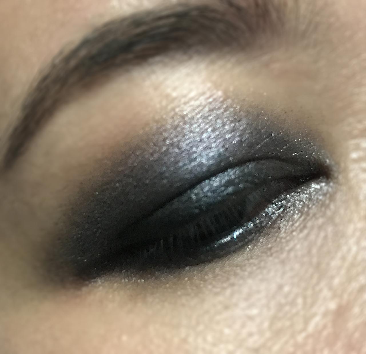 Rouge Bunny Rouge Birdwing Beauteous eye makeup look