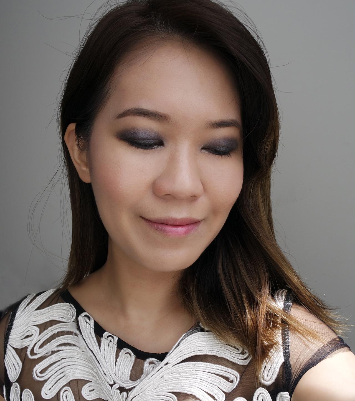 Rouge Bunny Rouge Birdwing Beauteous full makeup look