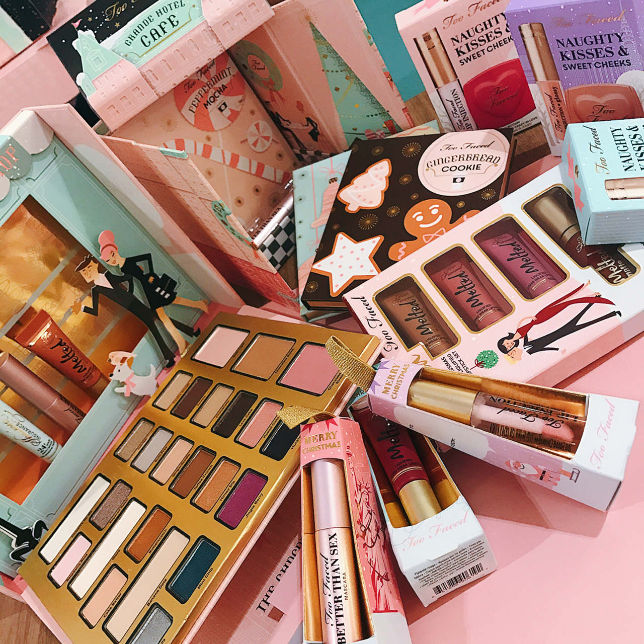 Too Faced Holiday 2016