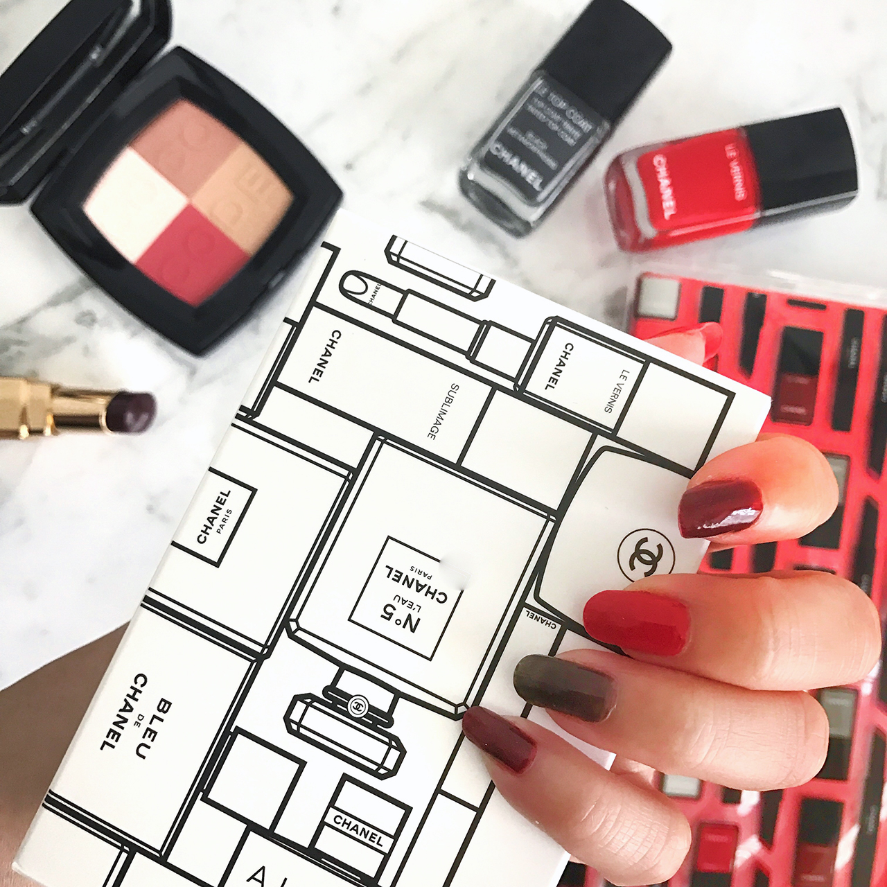 Chanel Coco Codes Le Vernis for SS17