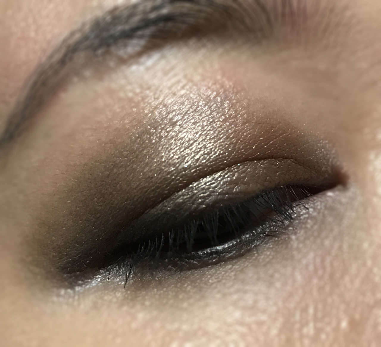 Chanel Les 4 Ombres Codes Subtil eye makeup look