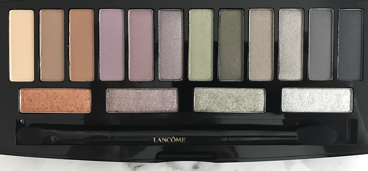 Lancome Audacity Palette