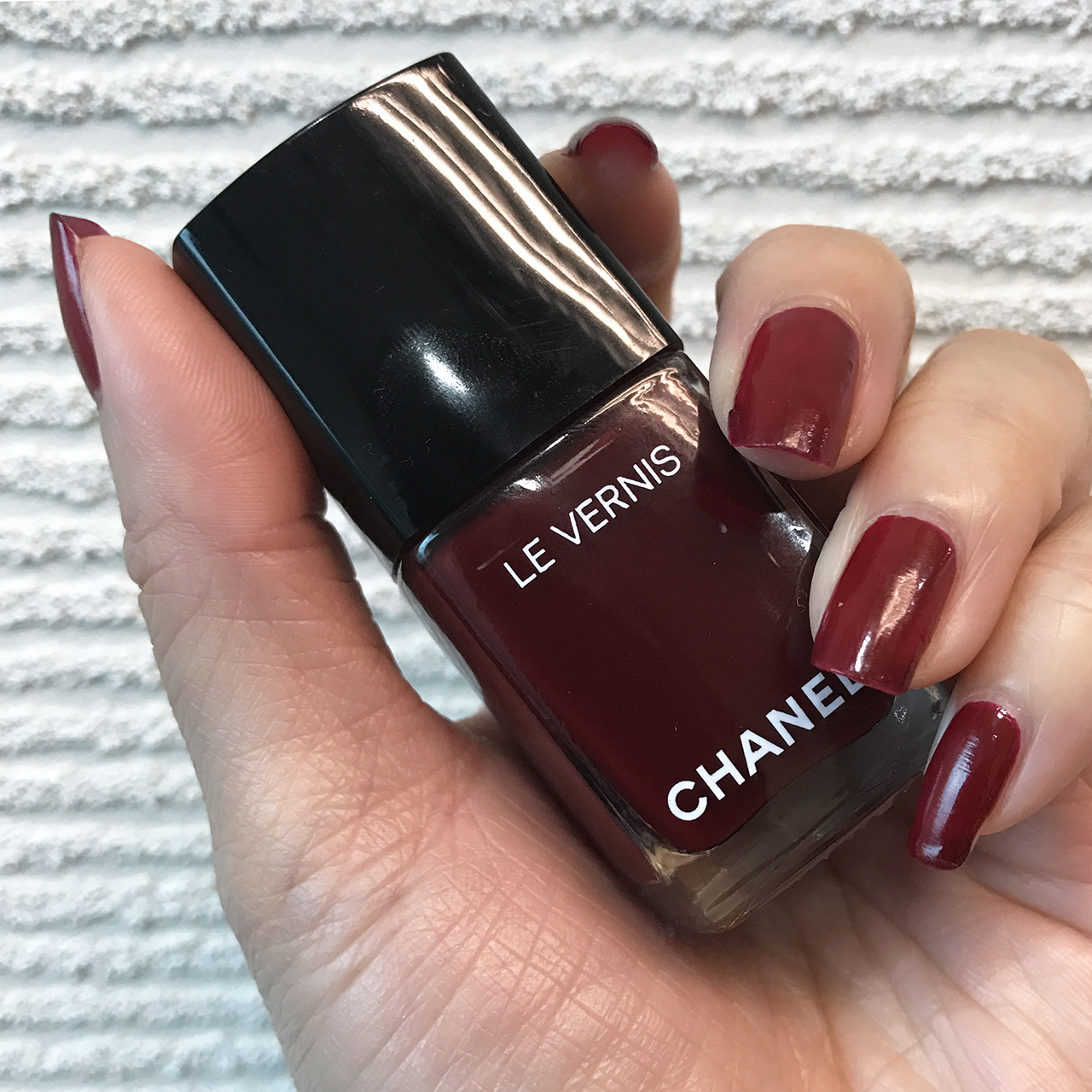 Chanel Le Vernis Emblematique