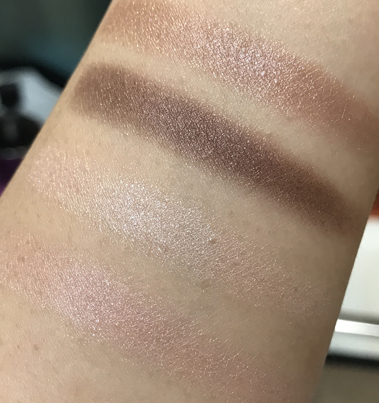 Chanel Les 4 Ombres Jardins Eclatants swatches 2