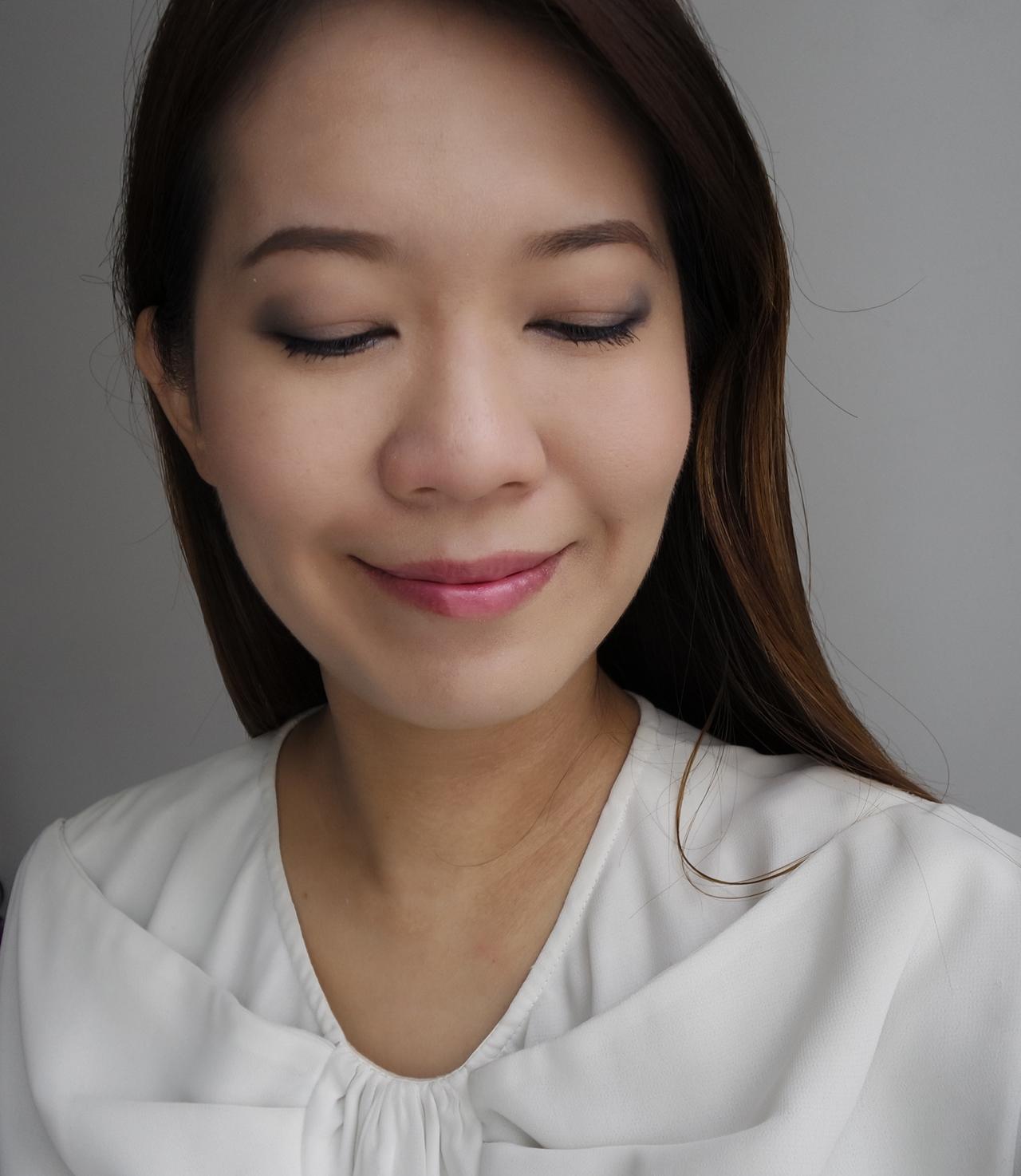 Kanebo Spring 2017 makeup look