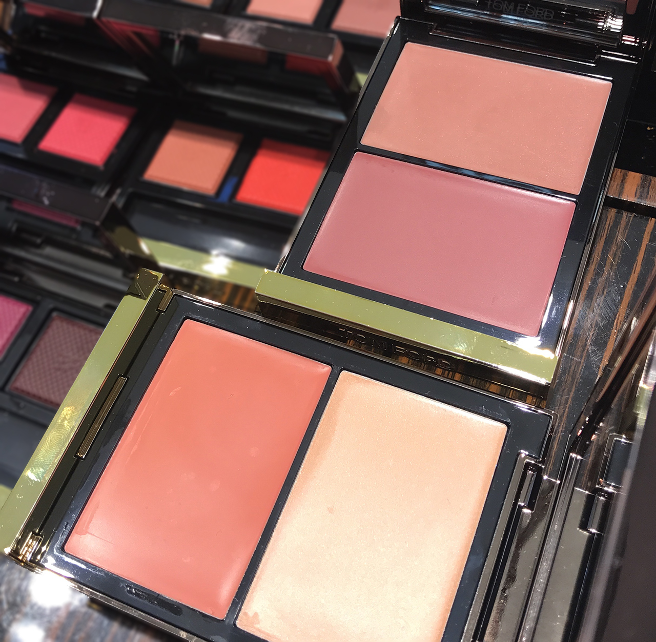 Tom Ford Shade and Illuminate Cheeks for Spring 2017