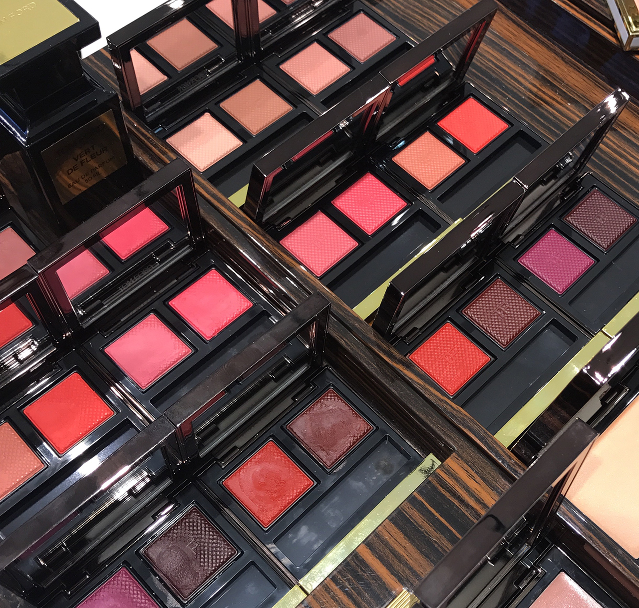 Tom Ford Shade & Illuminate Lips for Spring 2016