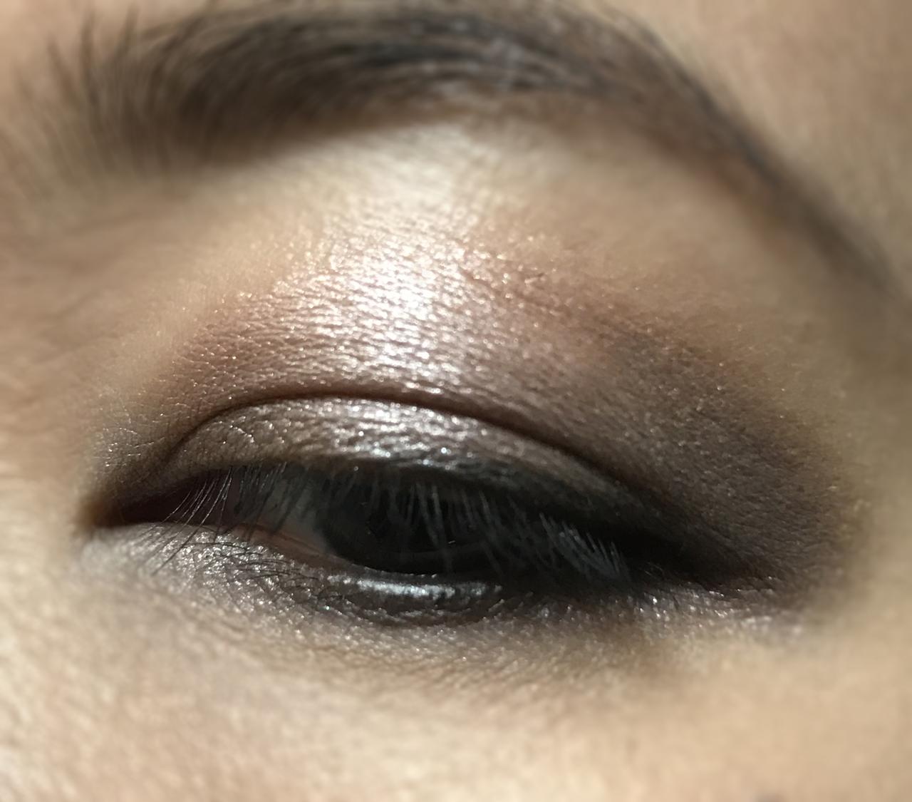 Tom Ford Solar Exposure Eye Makeup Look