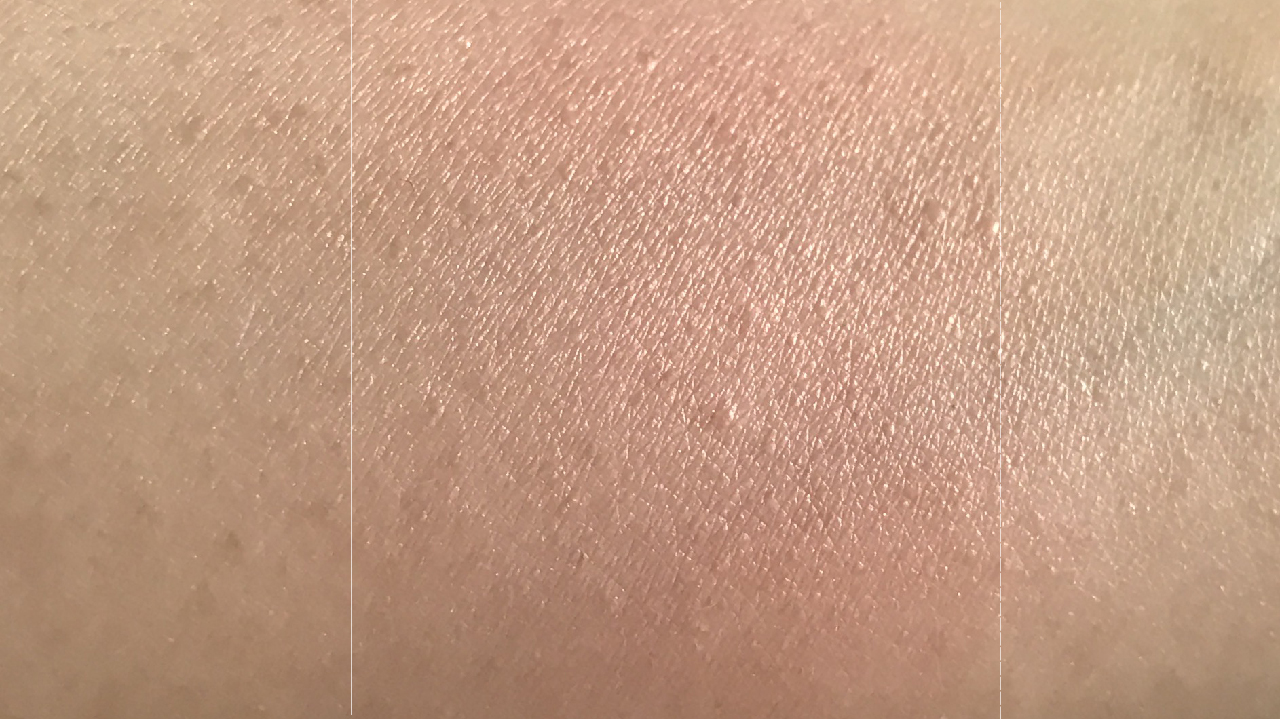 Benefit Galifornia blush swatch