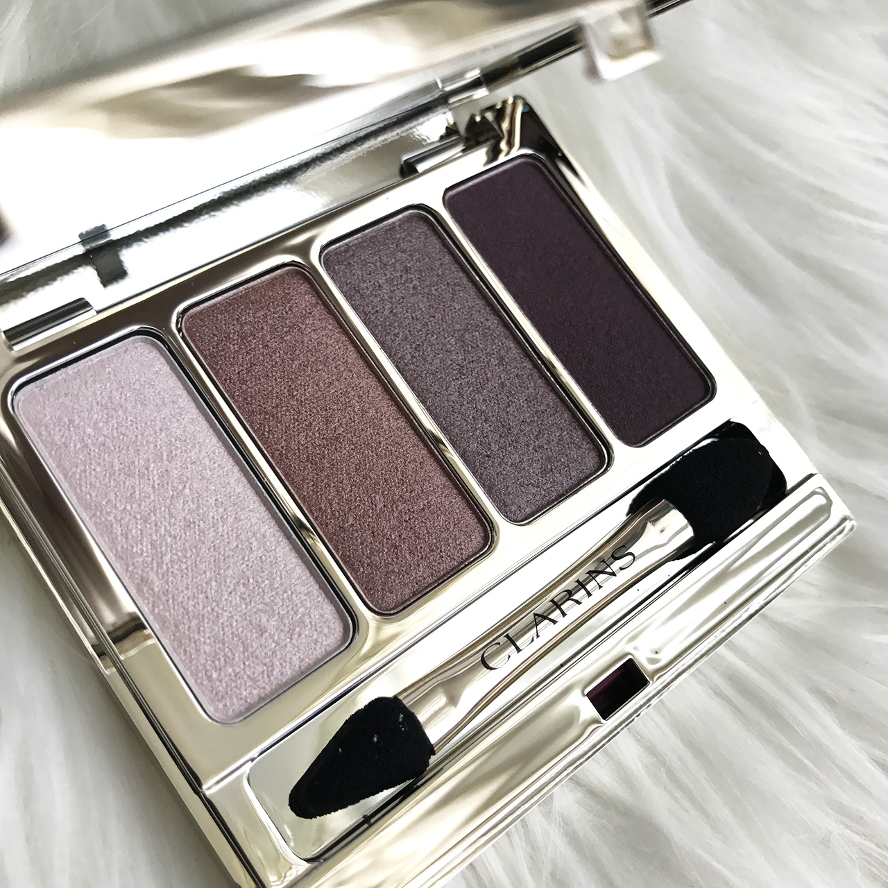 Clarins Palette 4 Couleurs Rosewood
