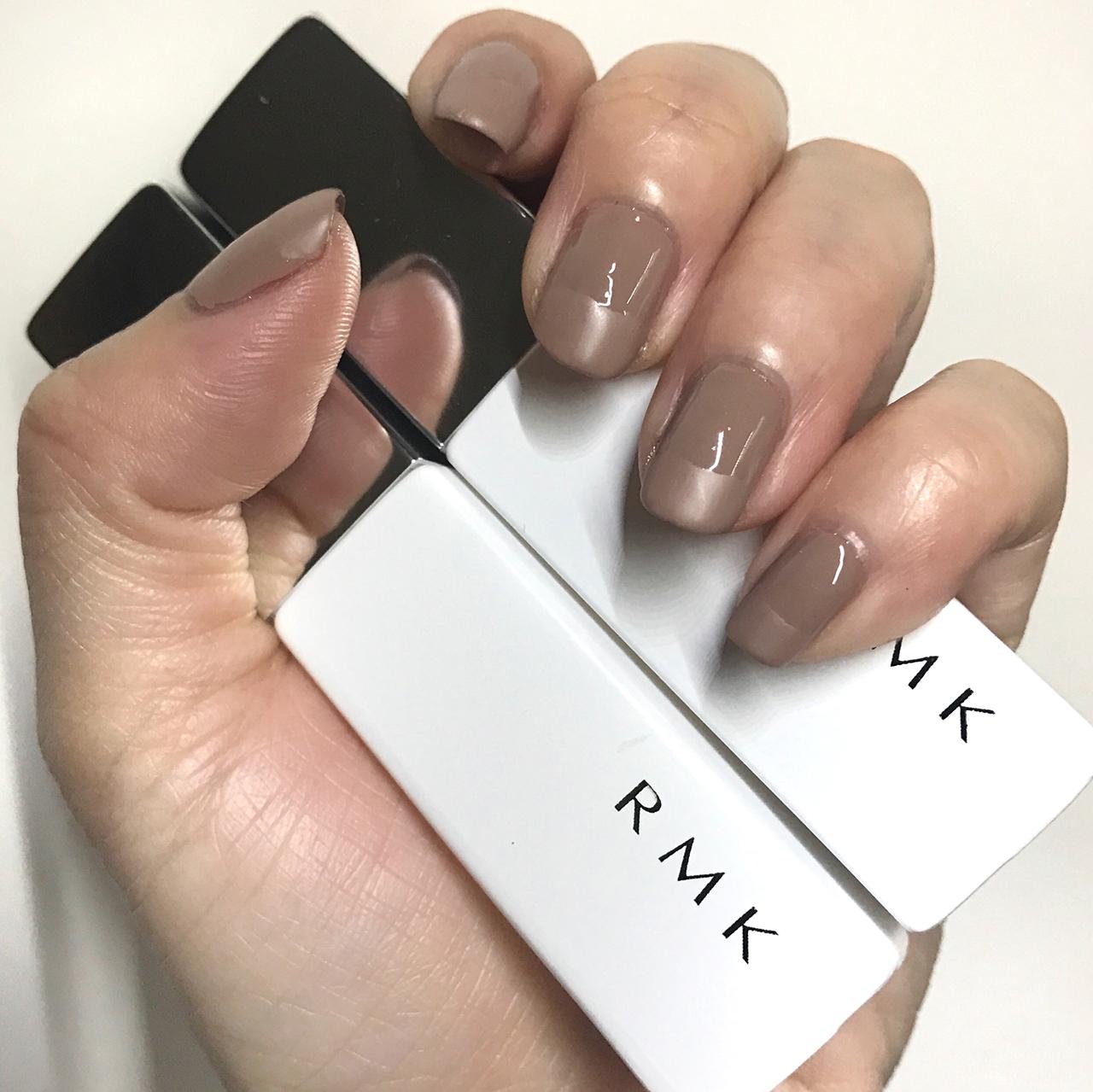 RMK Clear & Matte Top Coats