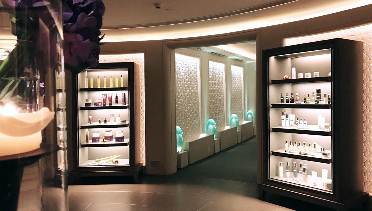 Ritz-Carlton Spa Singapore