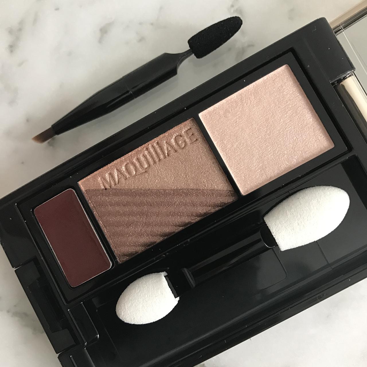 Shiseido Maquillage Dramatic Mood Eyes BR616
