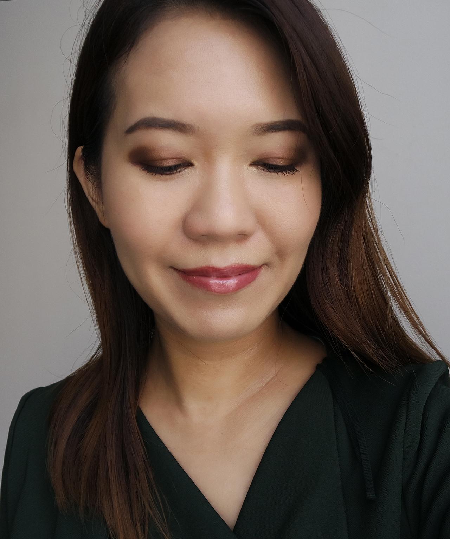 RMK 20th Anniversary makeup look