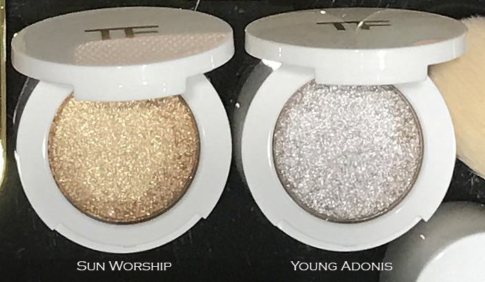 Tom Ford Cream & Powder Eye Color - Sun Worship & Young Adonis