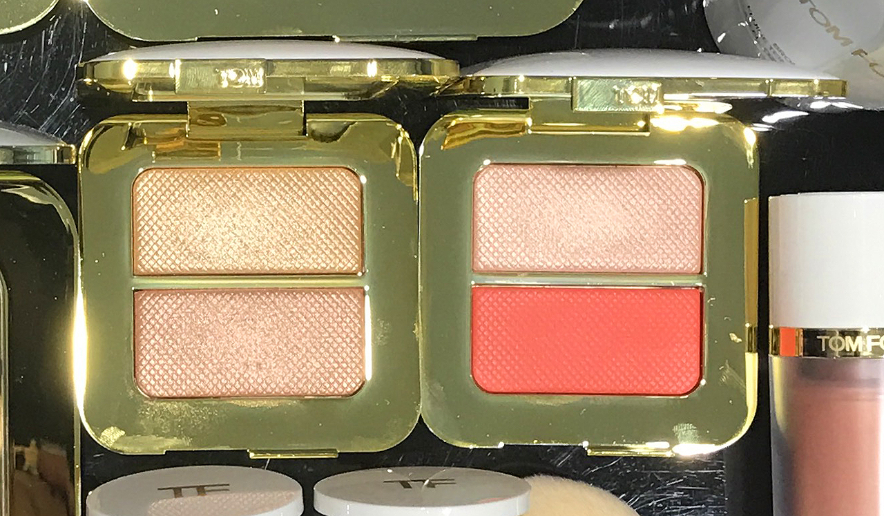 Tom Ford Paradise Lust Sheer Cheek Duo
