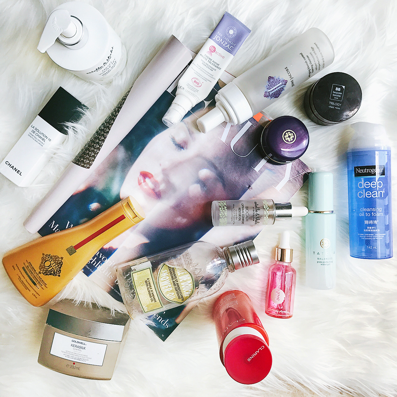 Empties April-May 2017