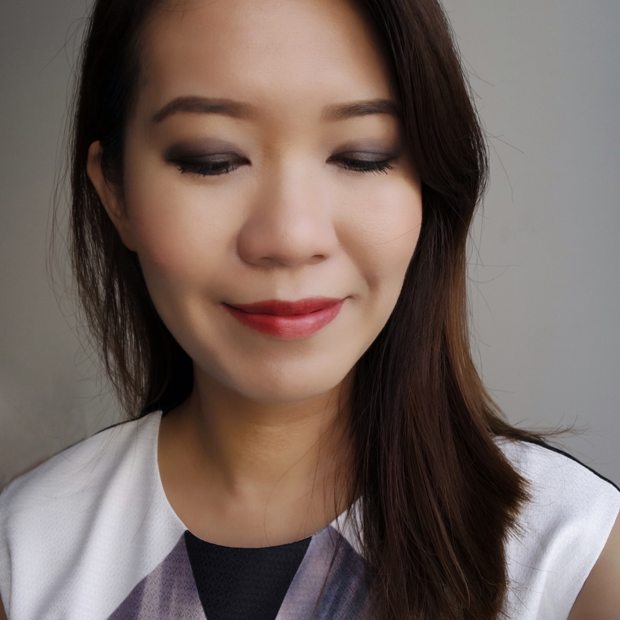 Chanel Les Beiges makeup look