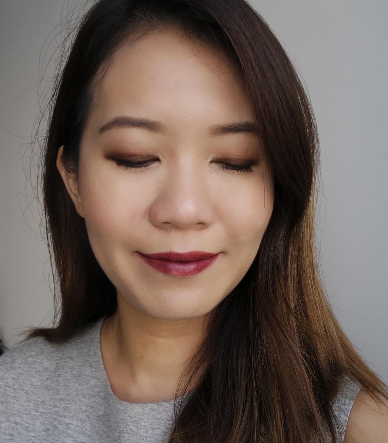 Nudestix summer makeup look