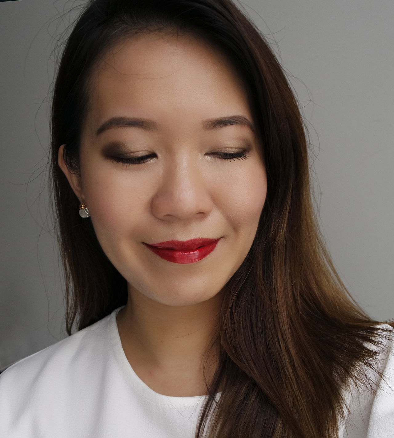 Dior 5 Couleur Palette 557 Focus makeup look