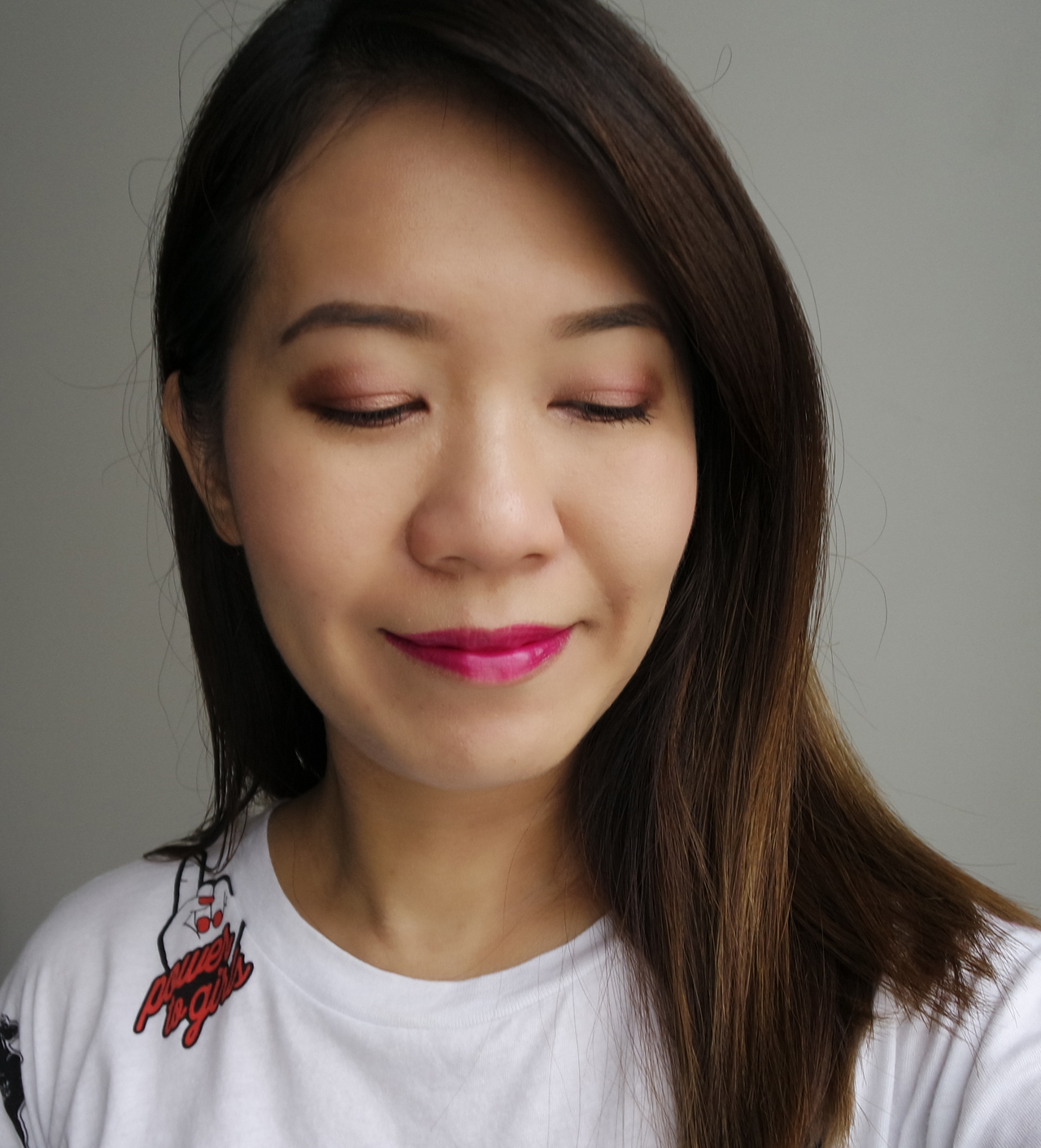 Dior 5 Couleur Palette 867 Attract makeup look