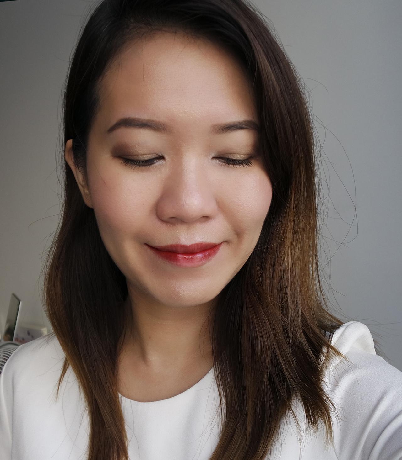 Zoeva The Basic Moment makeup look