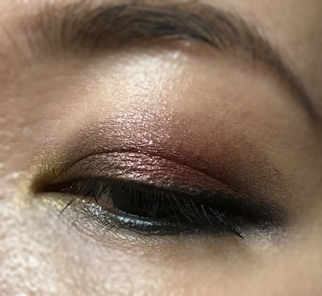 Chanel Ombre Premiere eye makeup look 2