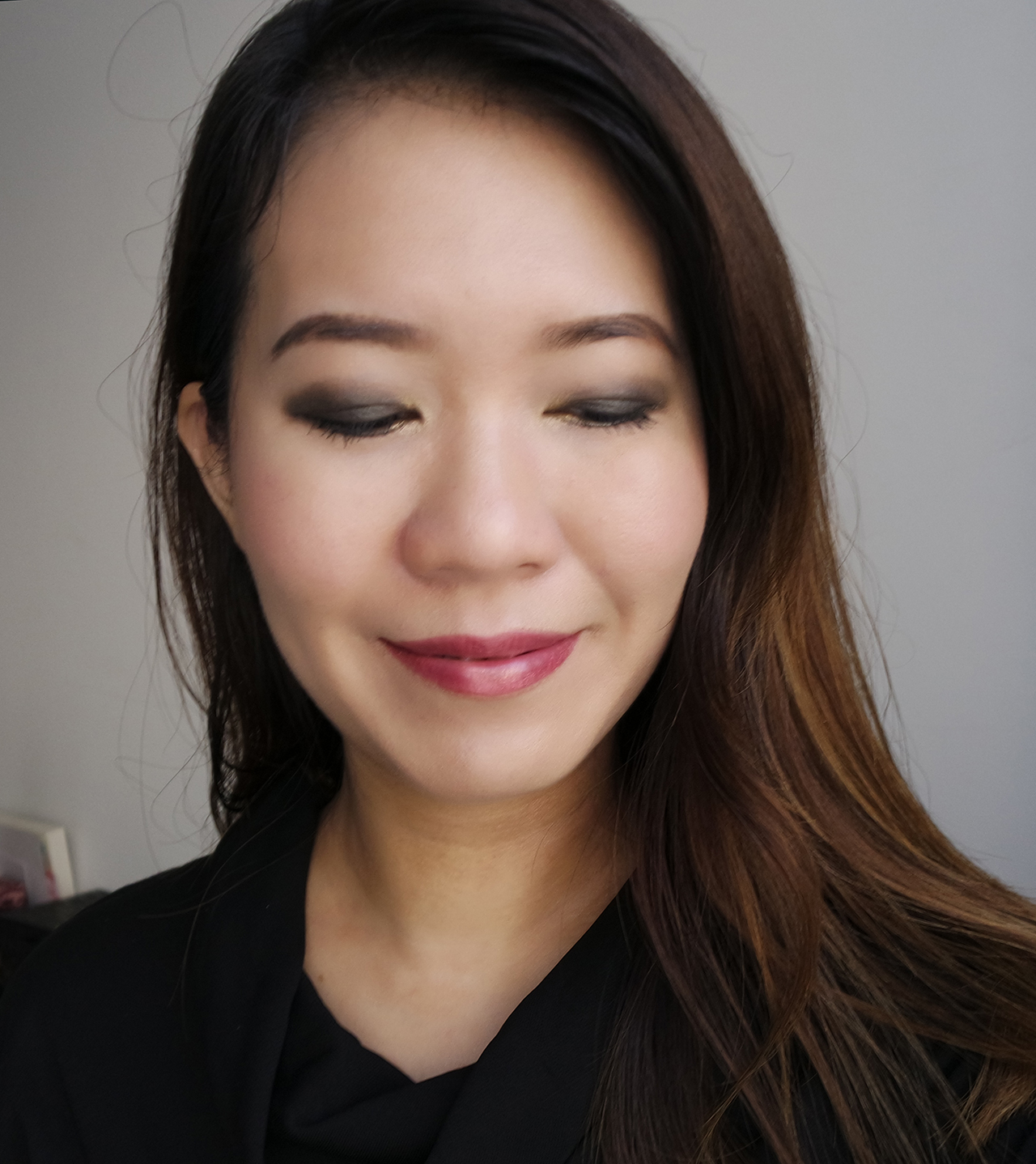 Chanel Ombre Premiere makeup look