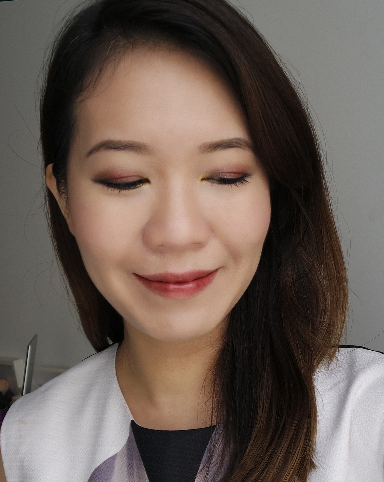 Chanel Ombre Premiere makeup look 2