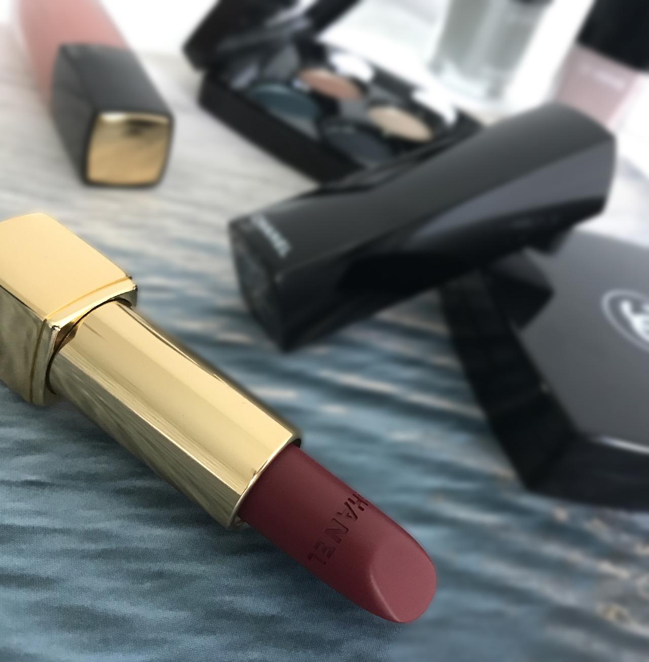 Chanel Rouge Allure Velvet Nightfall