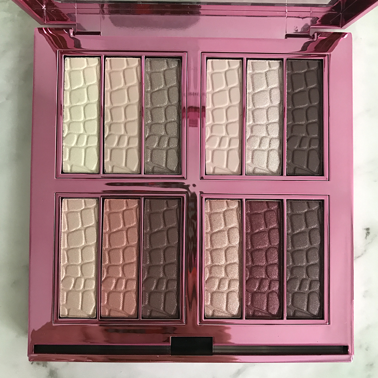 Make Up Store 12 Shades of Pink Palette
