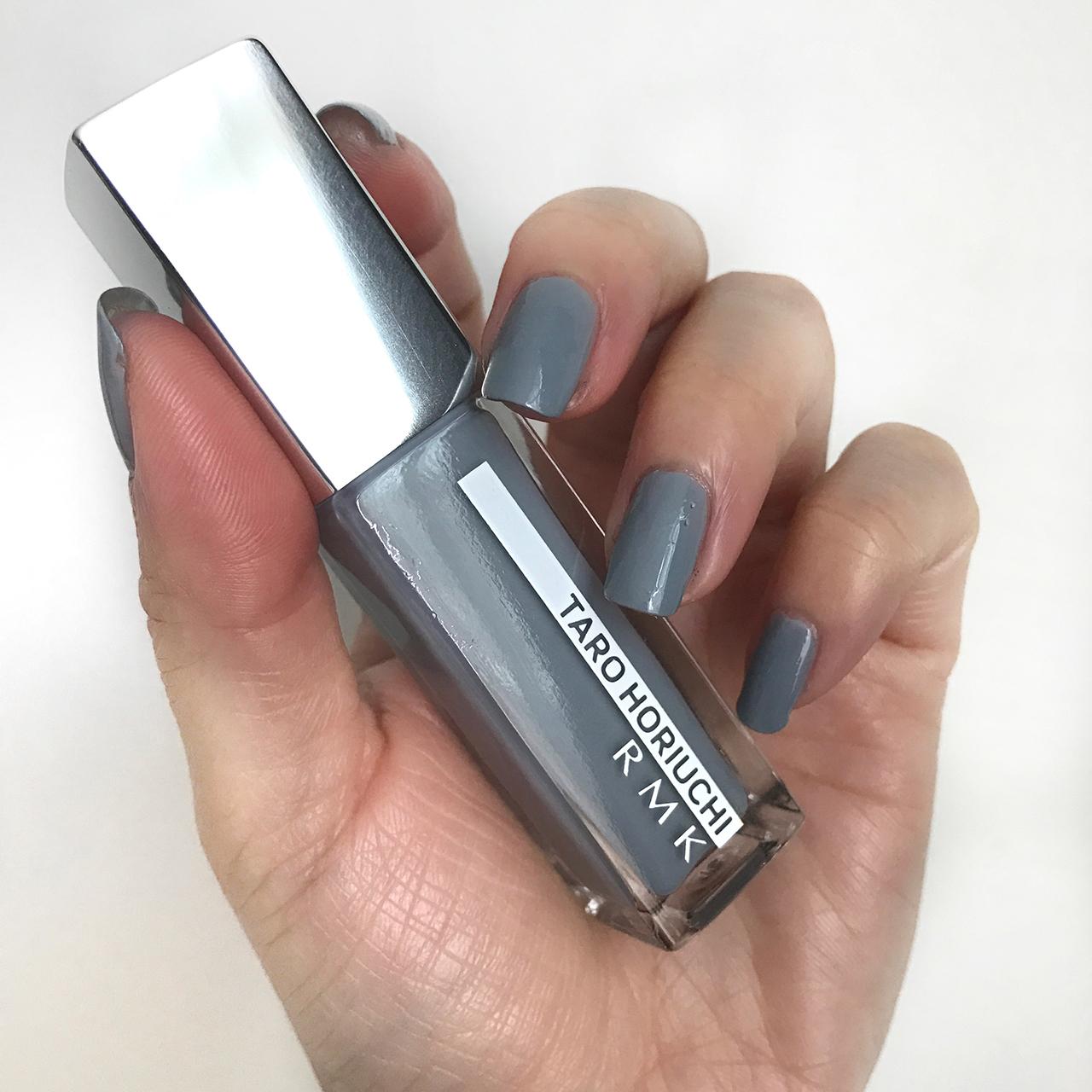 RMK FFFuture Nail Polish TH02 Grey