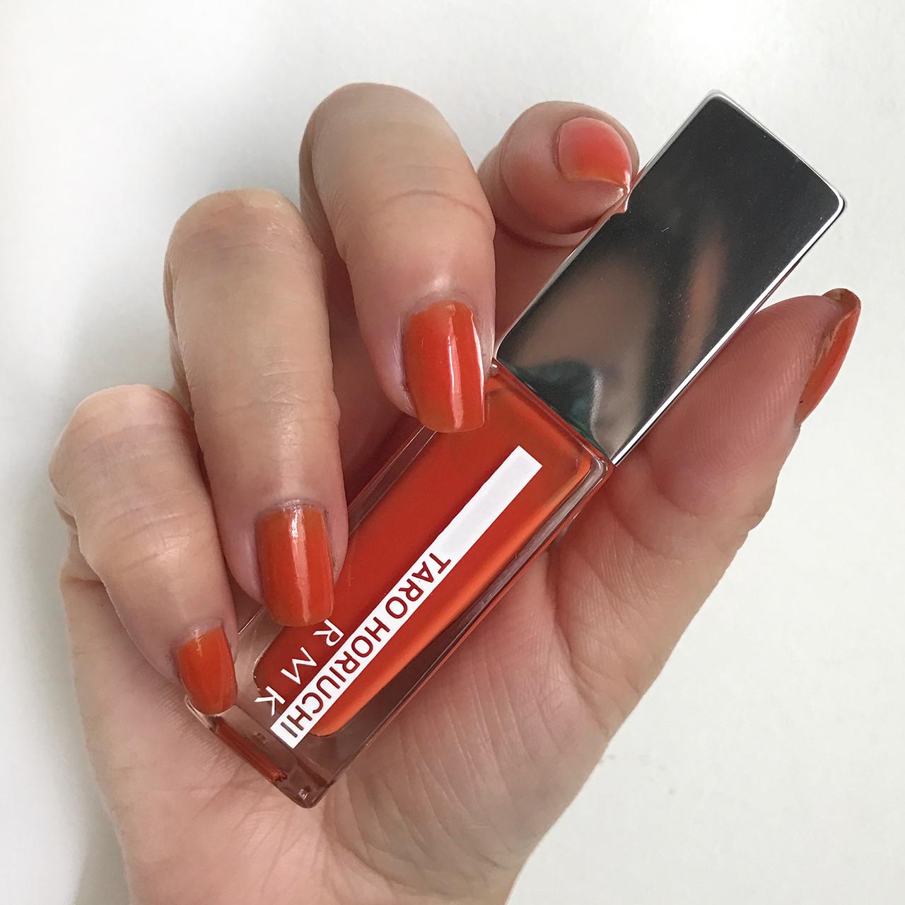 RMK FFFuture Nail Polish TH03 Orange