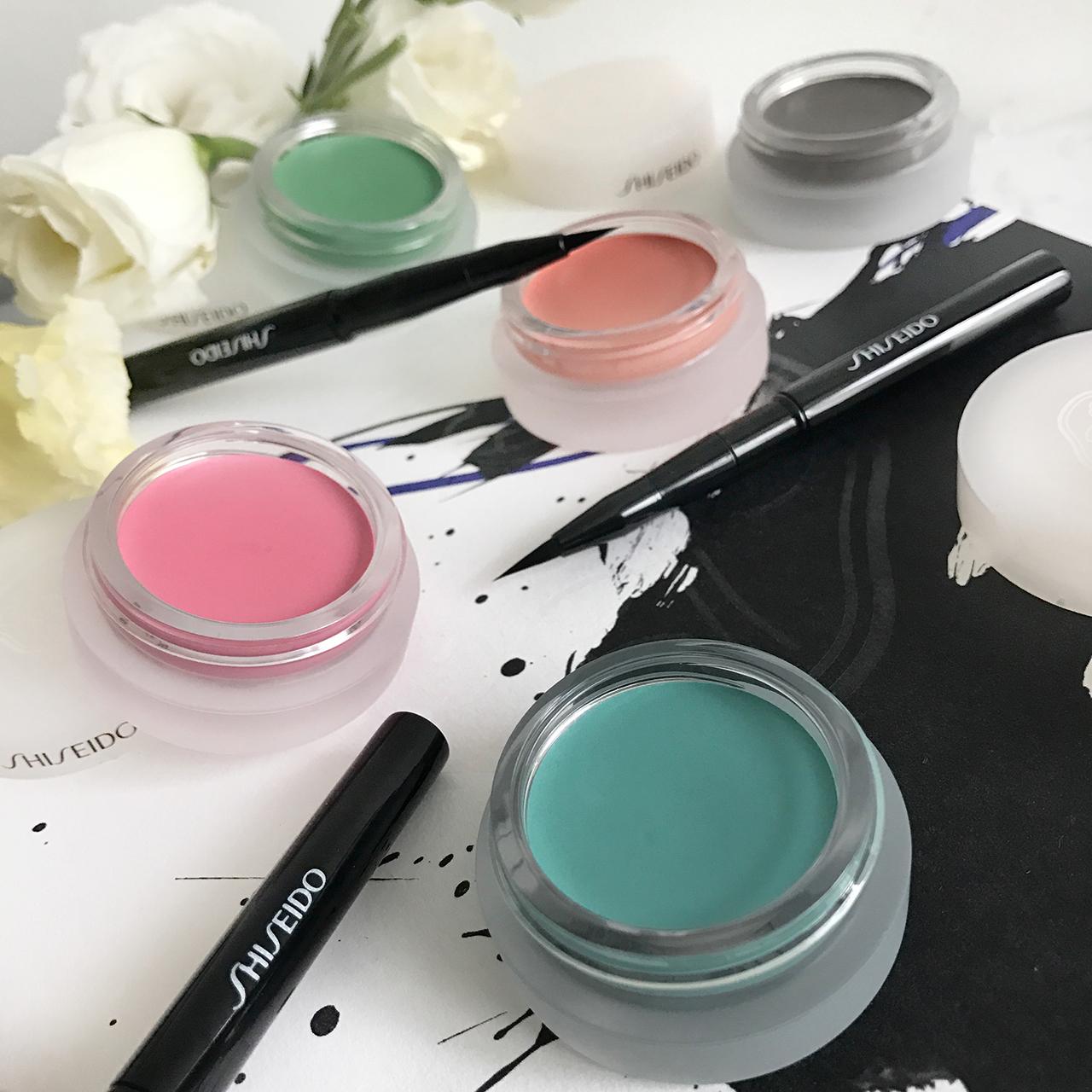 Shiseido Paperlight Cream Eye Color for Fall 2017