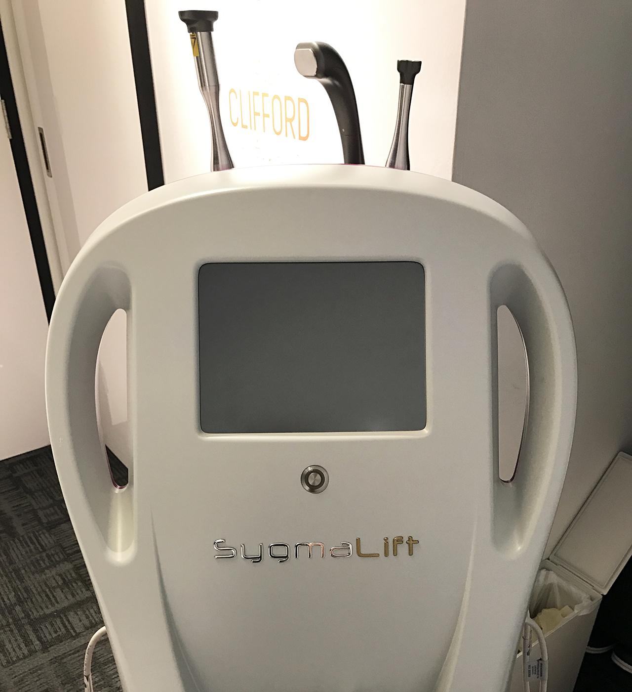 Sygmalift machine