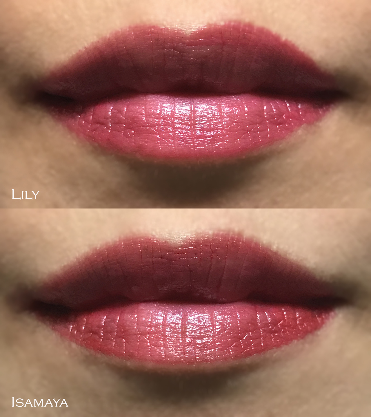 Tom Ford Boys and Girls layered lip effects
