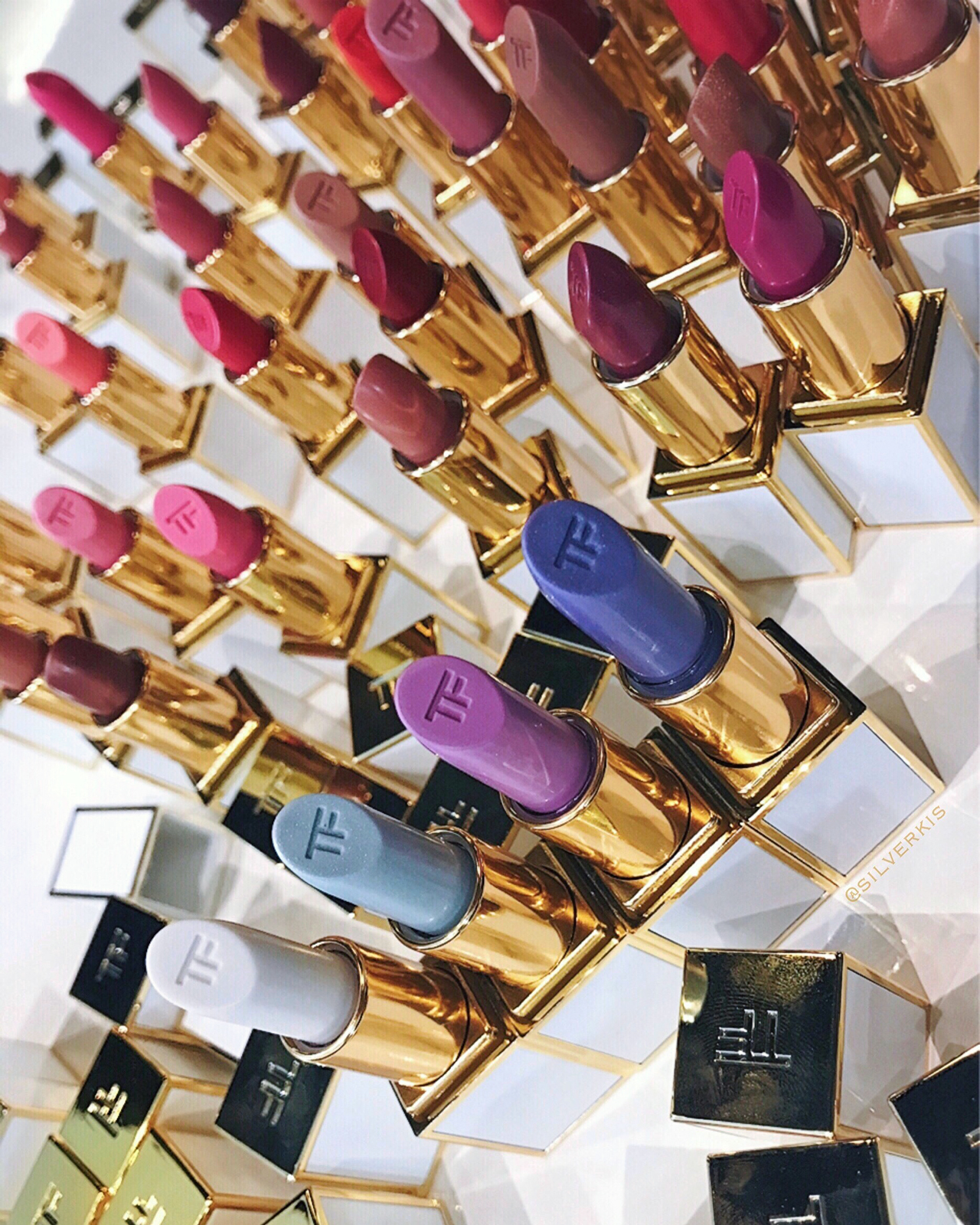 Tom Ford Boys and Girls Lip Colors