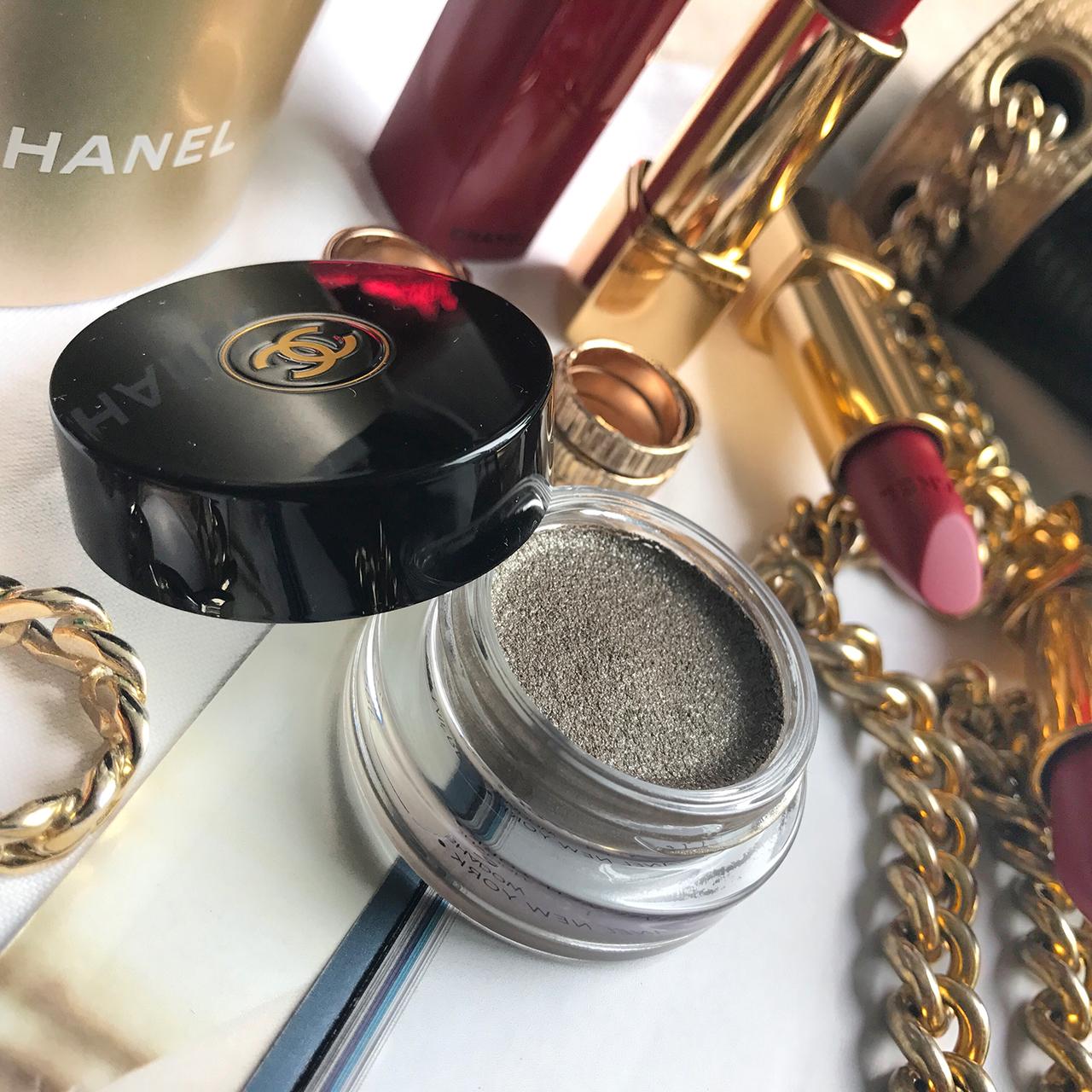 Chanel Ombre Premiere Cream Eyeshadow Silver Screen