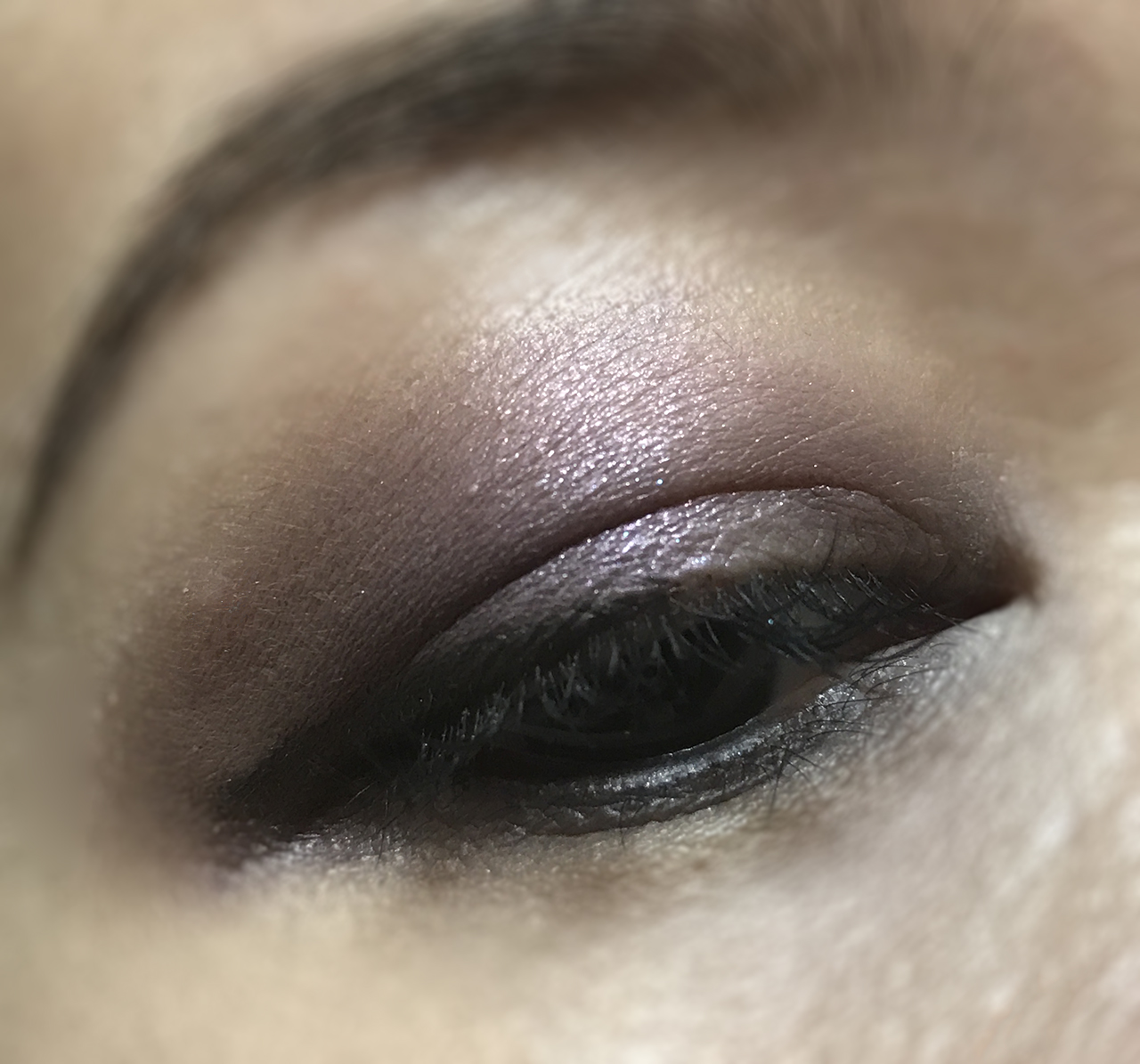 Kanebo Selection Colors Eyeshadow 06 EOTD