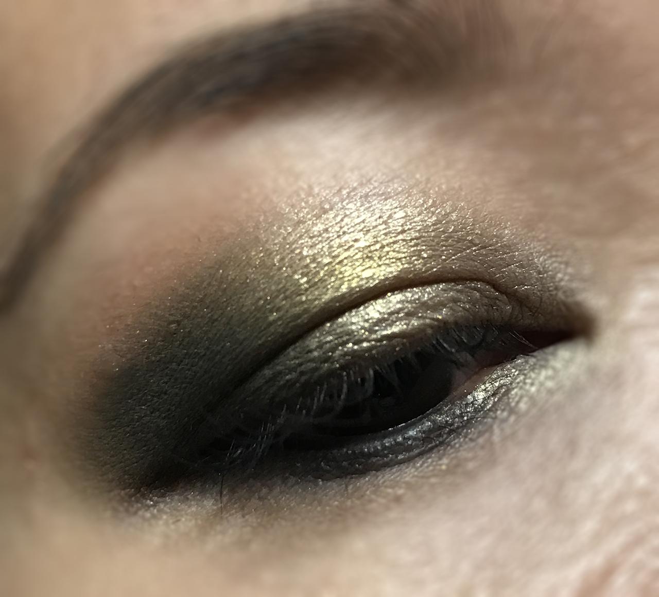 Marc Jacobs Eye-conic Multi-finish Eye Palette Edgitorial Eye makeup look