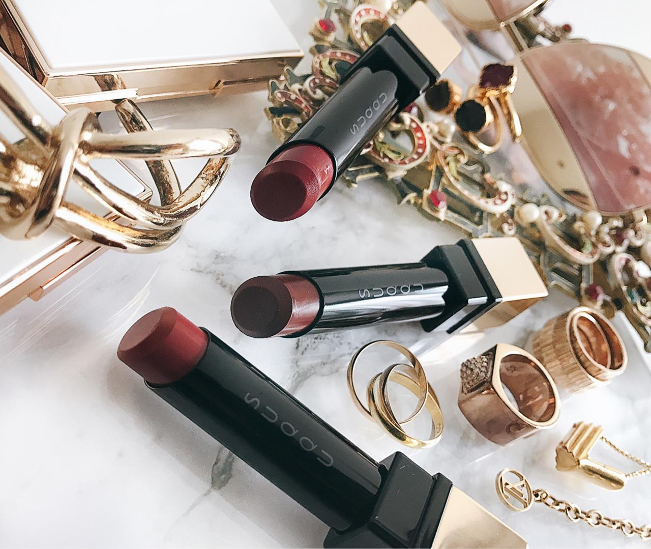 SUQQU Extra Glow Lipsticks for Christmas 2017