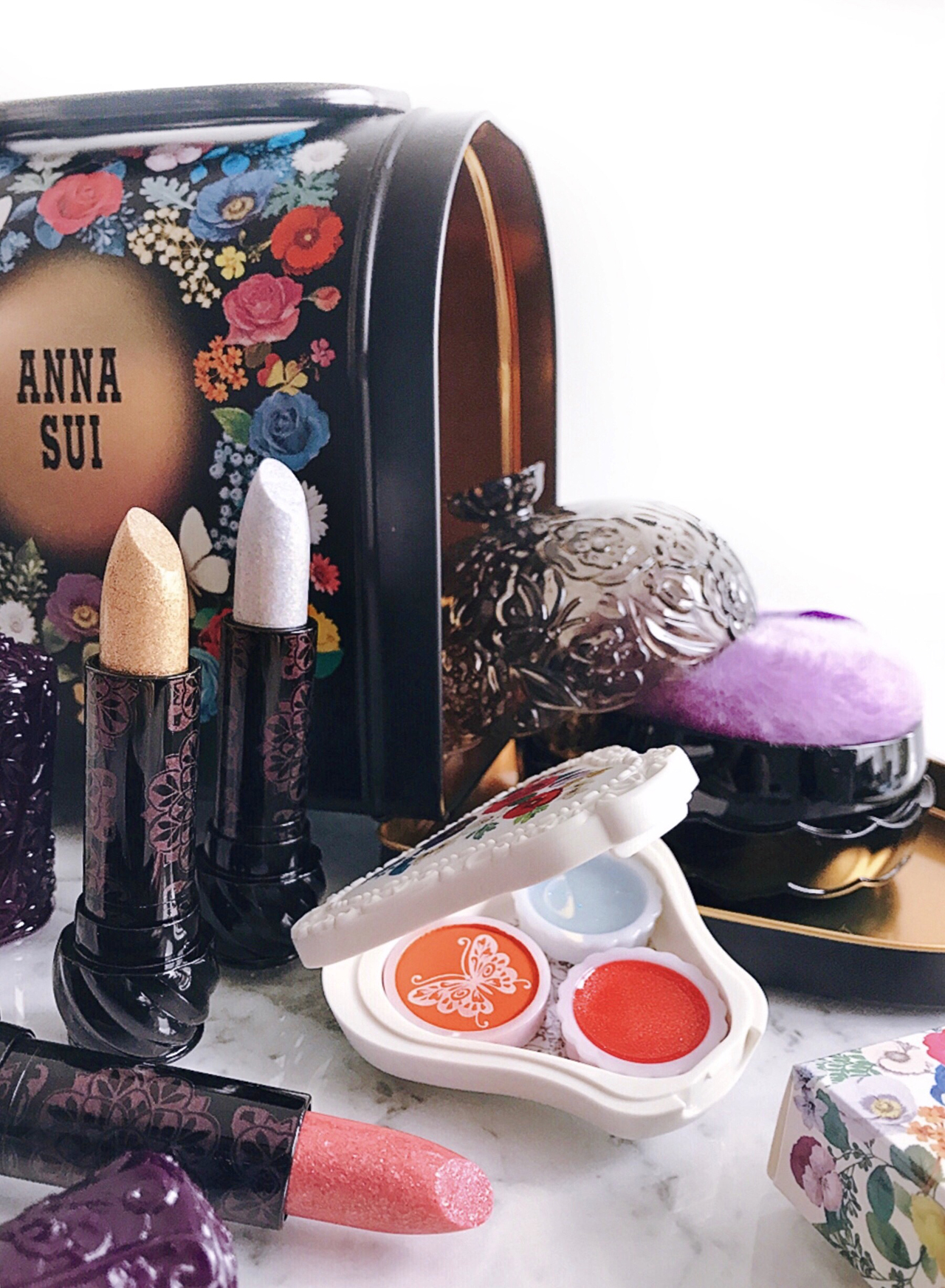 Anna Sui Autumn - Holiday 2017