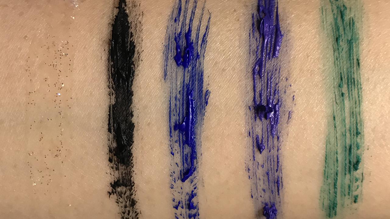 Estee Lauder Pure Color Envy Lash Multi Effects Mascara swatches