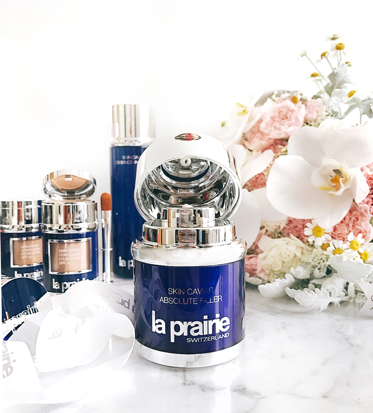 La Prairie Skin Caviar Absolute Filler & Concealer Foundation