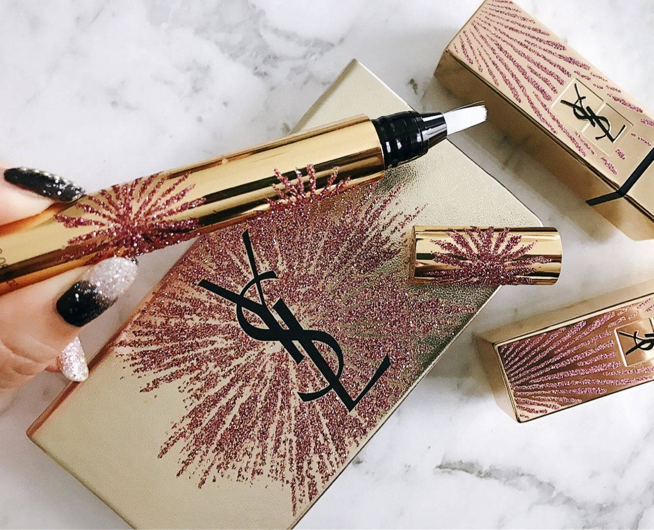 YSL Touche Eclat Pen for Dazzling Lights Collection