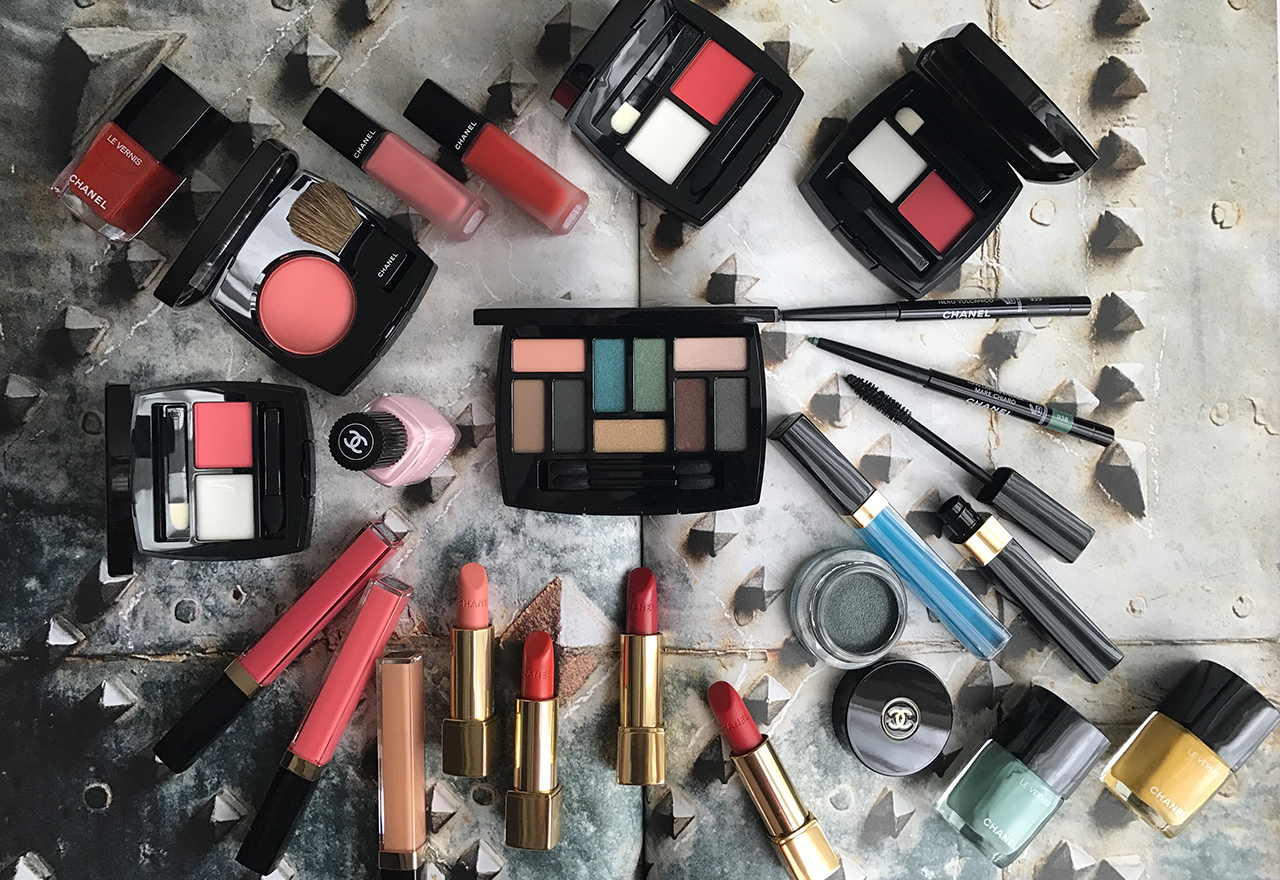 Chanel Neapolis Collection for Spring 2018