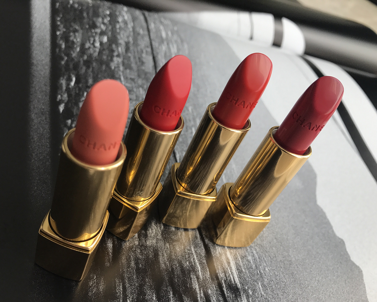 Chanel Rouge Allure & Rouge Allure Velvet for Spring 2018